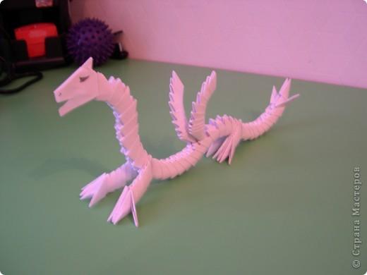 Это первый опыт в модульном оригами фото 1