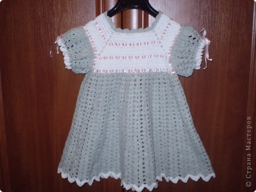 Моей любимой  маленькой доченьке маленькое платьице.