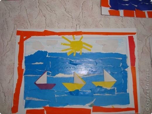 Солнце, море и песок... 1 класс фото 3