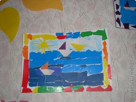 Солнце, море и песок... 1 класс фото 2