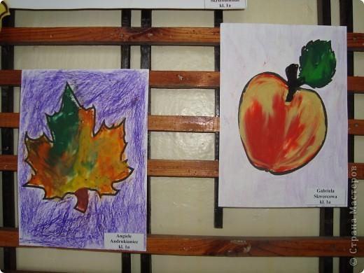 Пластилин вместо красок ...  1 класс фото 1