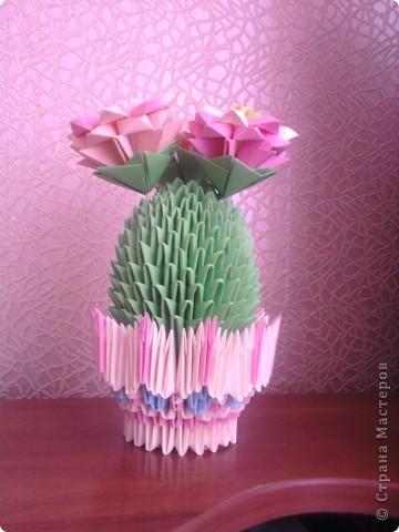 Цветущий кактус:)) фото 2
