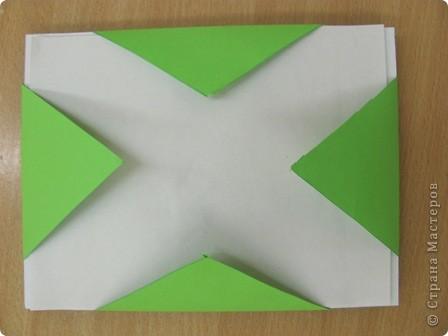 ОЧЕНЬ ЛЕГКО и ПРОСТО!!!!  Рамочка выполняется из обычного листа бумаги для принтера (наверное можно и из тонкого картона?!). фото 6