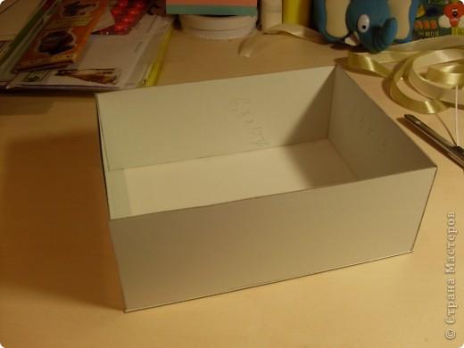 Не удержалась..и вот еще одна коробочка)) фото 4