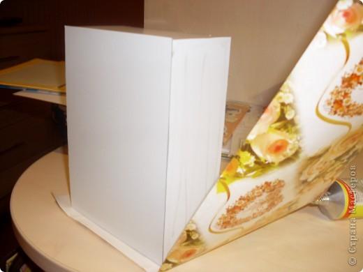 Не удержалась..и вот еще одна коробочка)) фото 6