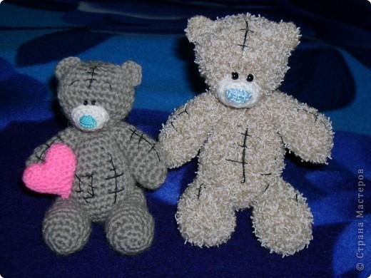 мои мишки  Тедди