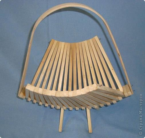 Хлебница-раскладушка фото 1