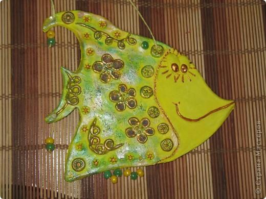 Переделанная рыбка)) фото 1
