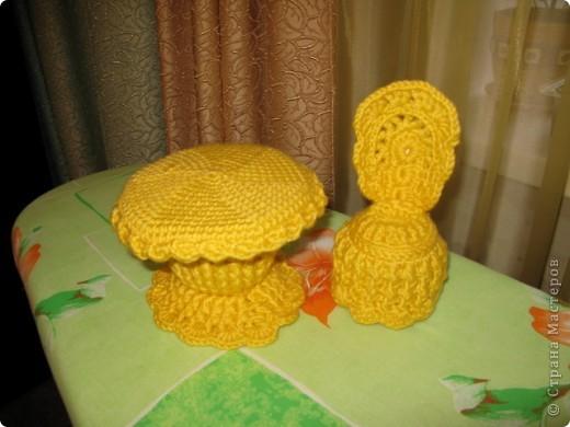 Куклы Вязание крючком для