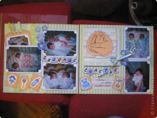 детский альбом для фотографий: