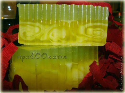 Для детей,украшено цветным глицериновым мылом. фото 2