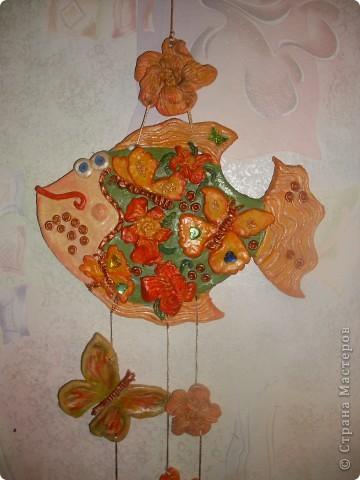 Летом хорошо. Открываю серию рыбок-мультяшек. Рисунок из детской книги, к сожалению не знаю художника, найду книгу, укажу. фото 7