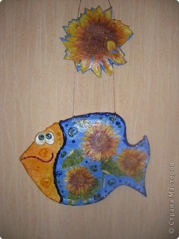 Летом хорошо. Открываю серию рыбок-мультяшек. Рисунок из детской книги, к сожалению не знаю художника, найду книгу, укажу. фото 4
