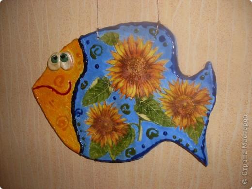 Летом хорошо. Открываю серию рыбок-мультяшек. Рисунок из детской книги, к сожалению не знаю художника, найду книгу, укажу. фото 5