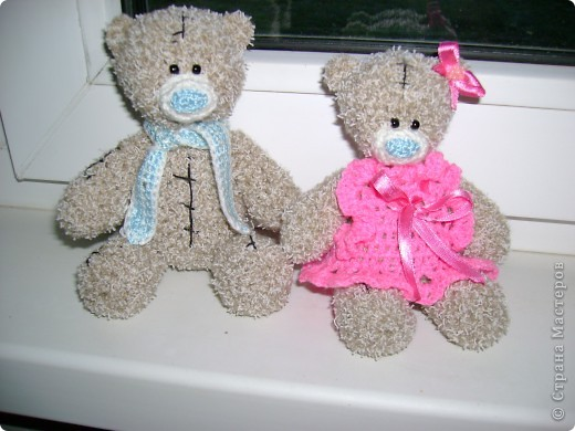 подружка мишки Тедди