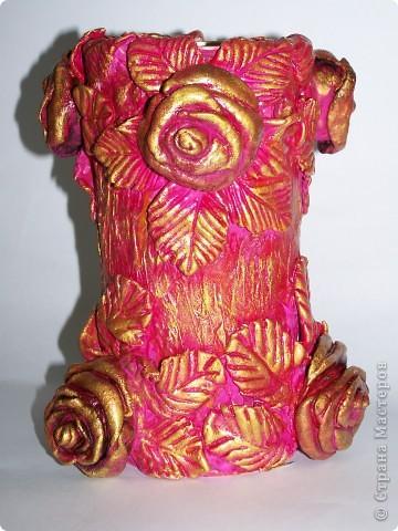 Ваза для сухоцветов фото 1