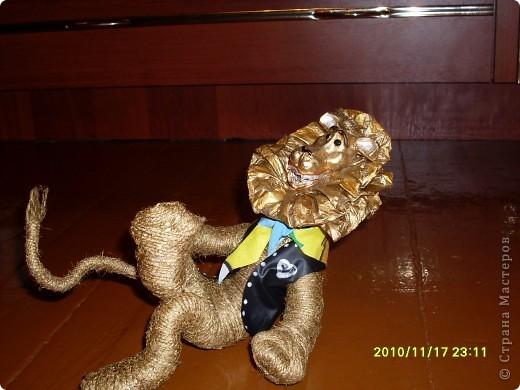 Лёва - прошу любить и жаловать :) фото 3
