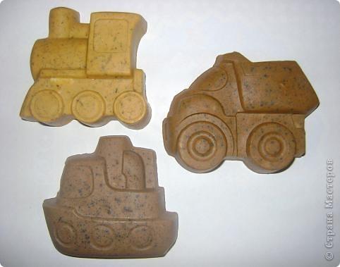 """Серия """"Транспорт"""" с шалфеем и маслом чайного дерева. фото 1"""