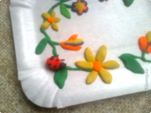 летняя тарелочка фото 2