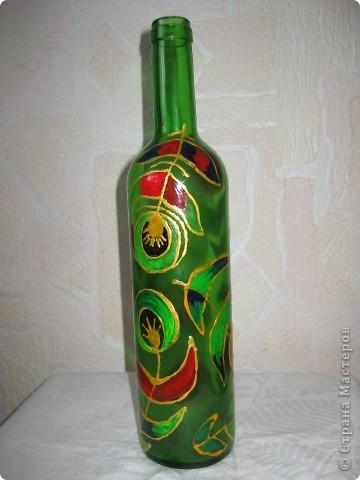 Вот ещё мои бутылочки. фото 4