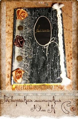 """Подарочная """"Книга памяти"""" для подруги  обложка фото 1"""
