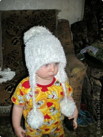 Моя шапка фото 3