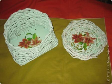 первые плетеночки фото 1