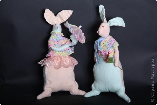 Тильдомания продолжается! Готовимся к году Кролика! фото 1