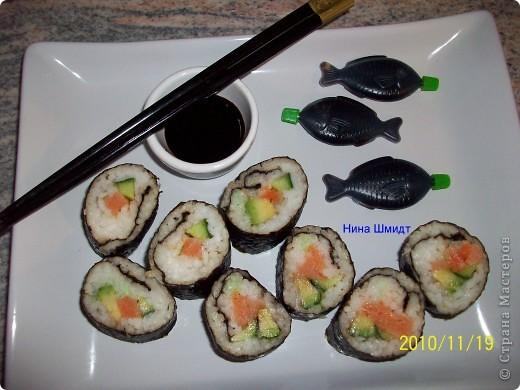 Суши. фото 1