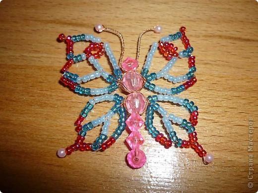 Бабочки на ромашках фото 3