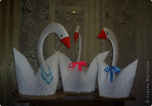 Это мои лебеди))) фото 2