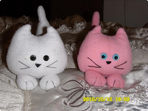 Снежик и Розочка! Приятно познакомиться!   фото 1