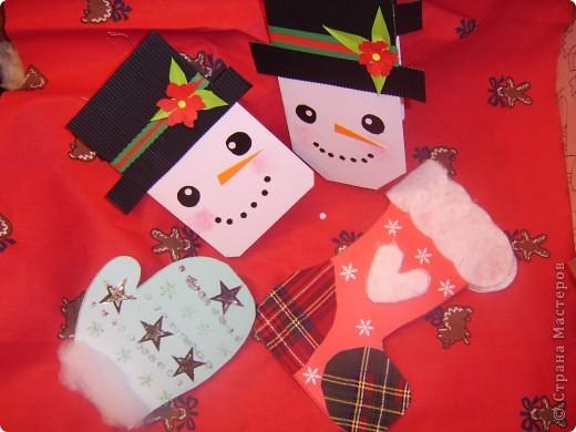 Здесь  http://irinaje.blogspot.com/2010/11/5.html можно ознакомится с 5 МК новогодних открыточек которые мы делали с детками в разных техниках. фото 2