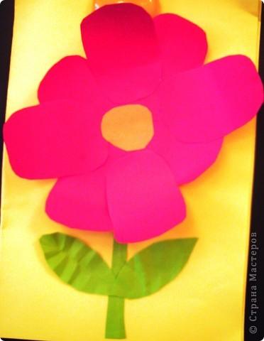 Такие цветы для мамы вырастили мои первоклашки. фото 6