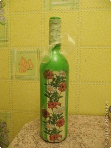 бутылочка в подарок фото 4
