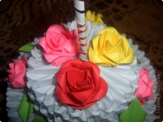 Угощайтесь!!! Праздничный тортик готов!!! фото 2