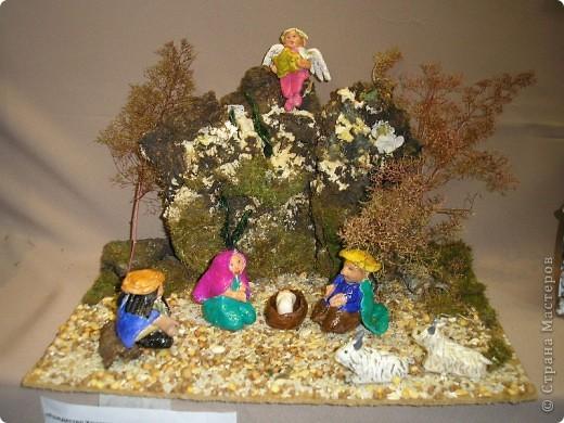 Поделка на рождество христово своими руками фото