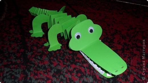 крокодильчик фото 2