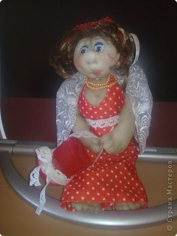 это моя первая кукла фото 1