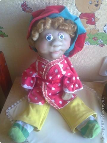 это моя первая кукла фото 4