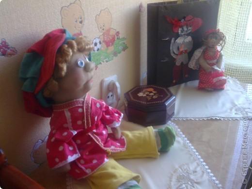 это моя первая кукла фото 3