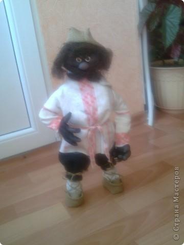это моя первая кукла фото 5