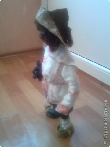это моя первая кукла фото 6