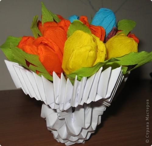 тюльпаны в подарок