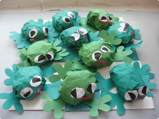 Лягушки попрыгушки