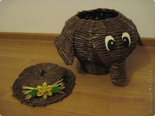 слон шкатулка фото 2