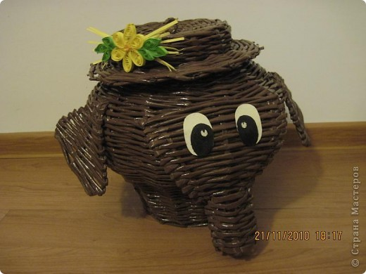 слон шкатулка фото 1