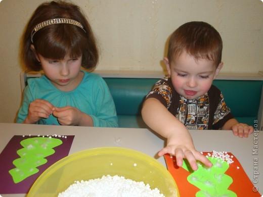 эти открытки Полина и Семён подарят бабушкам и дедушкам на Новый Год фото 4