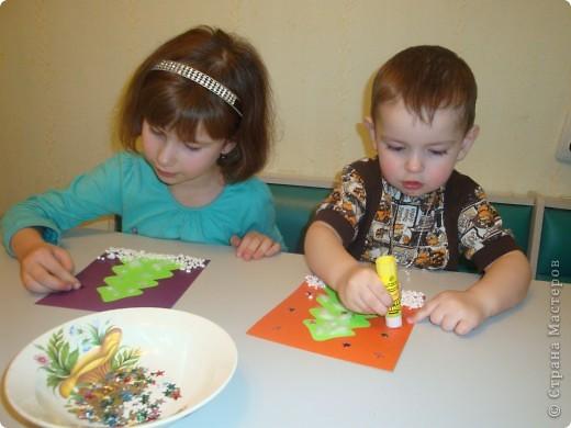 эти открытки Полина и Семён подарят бабушкам и дедушкам на Новый Год фото 5