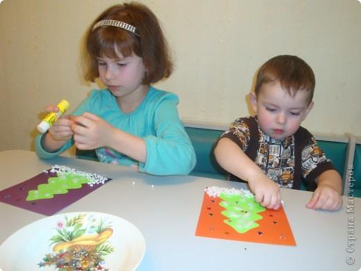 эти открытки Полина и Семён подарят бабушкам и дедушкам на Новый Год фото 6